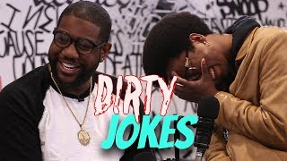 Download You Laugh, You Lose | Ron vs. Clint (Dirty Jokes Edition) Video