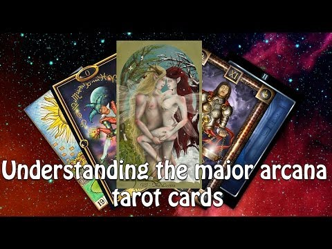 Understanding the major Arcana Tarot cards -The Hermit