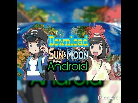Download Pokemon  Sun and Moon for android 2017