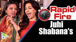 Juhi Chawla | Shabana Azmi