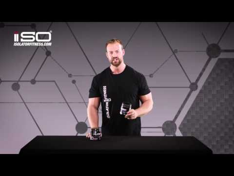Pump & Focus Non Stimulant Pre Workout by Isolator Fitness