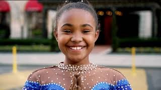 """Andra Day and """"Skate Kid"""" Kaitlyn Saunders Perform Rise Up in DC 
