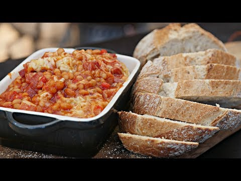 Barbecue & Bacon Baked Beans - 4B's