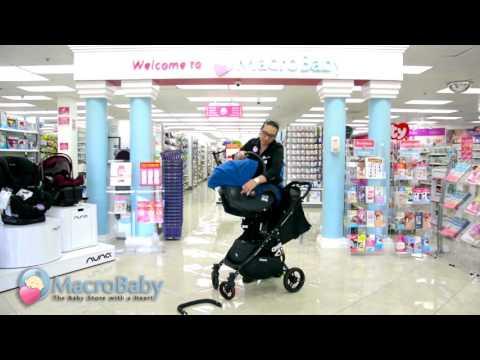 Macrobaby - Valco Snap 4 Stroller