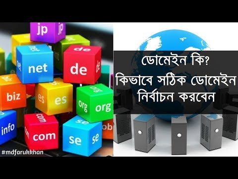 Domain-Hosting | How to Choose the Right Domain Name | Md Faruk Khan