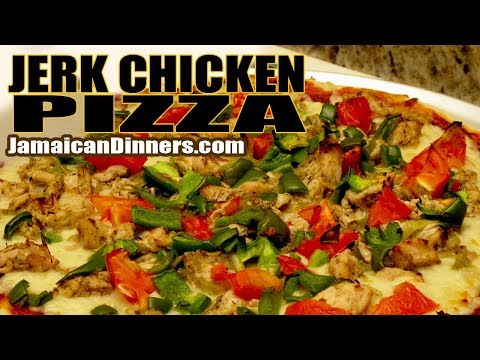 JERK CHICKEN PIZZA SOFT CRUST RECIPE: short film