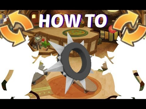 Tutorial - How to get a black long collar - Animal Jam