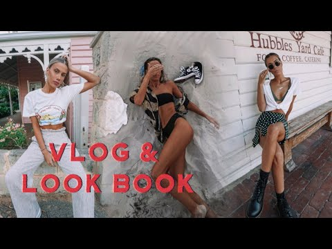 AN EVERYDAY VLOG + 3 OUTFITS   Rahnee Bransby