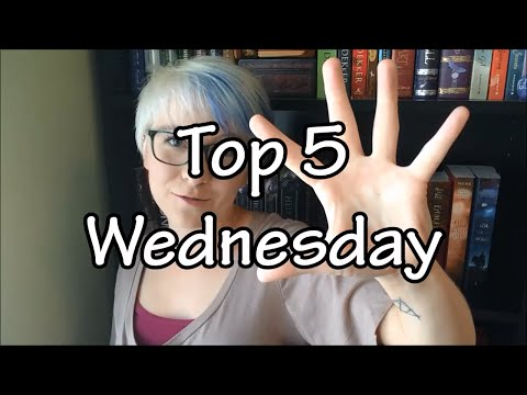 Books Over 500 Pages | Top 5 Wednesday