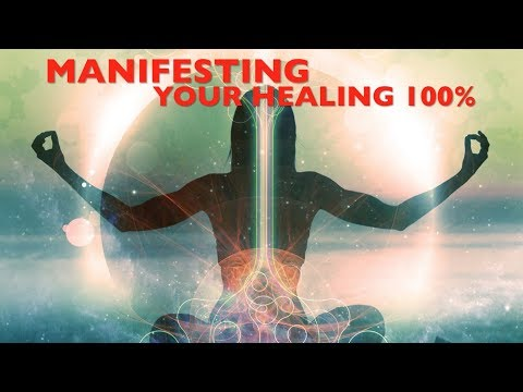 MANIFESTING YOUR HERPES HEALING 100%