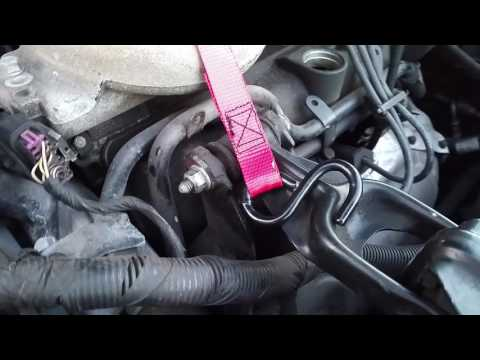 Changing the rear Spark Plugs 2006 Impala LT 3.9 {Chevrolet Impala 2006 to 2013}