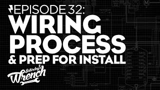 saturday's wrench ep 32: wirin