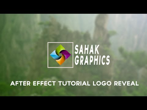 after effects tutorial | logo animation logo reveal