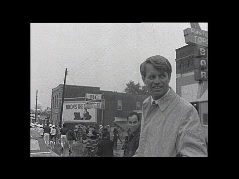 'A man of everybody' – remembering Robert F. Kennedy 50 years later