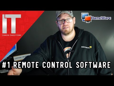 Best Remote Desktop Software 2017 - Real World Review and Experience with DameWare