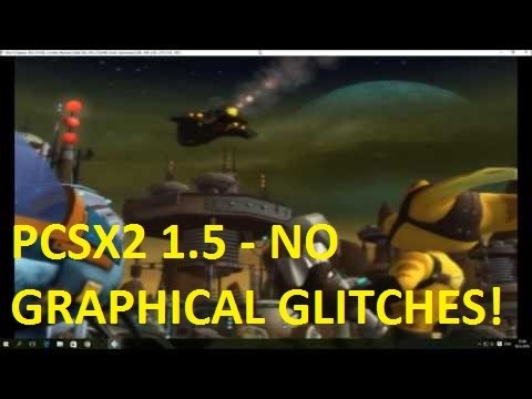How To Achieve Less Or No Graphical Glitches On PCSX2 1.5 The Playstation 2 Emulator?