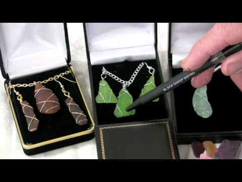Making Jewelry from Sea Glass