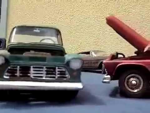 Junkyard Model Cars | MODELJUNKYARD.COM