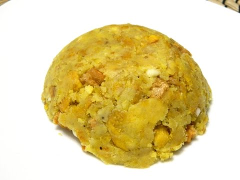 How to make Authentic Puerto Rican Mofongo