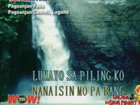 videoke - (R BARCELO) KUNG ALAM MO LANG