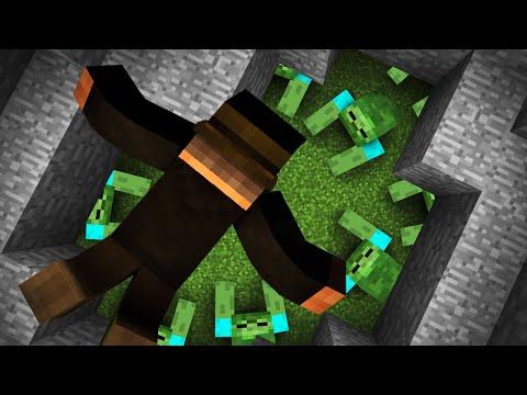 ZOMBIE PIT TRAP! - Minecraft Tutorial