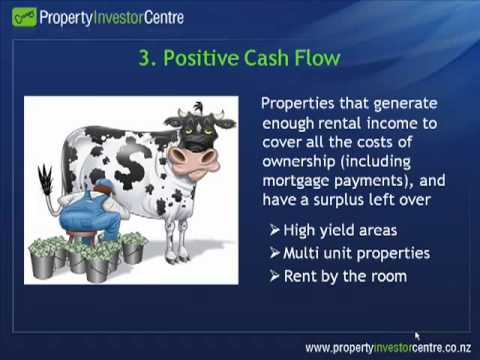 Property Investment in New Zealand - Positive Cash flow & Discounted Property