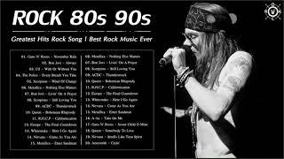 80s 90s Rock Playlist | Best Rock Songs Of 80s 90s