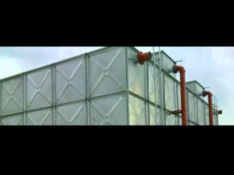 Hydro Dynamic, Fiberglass Water Tank, Insulated Panel Tank, FRP Water Storage Tank