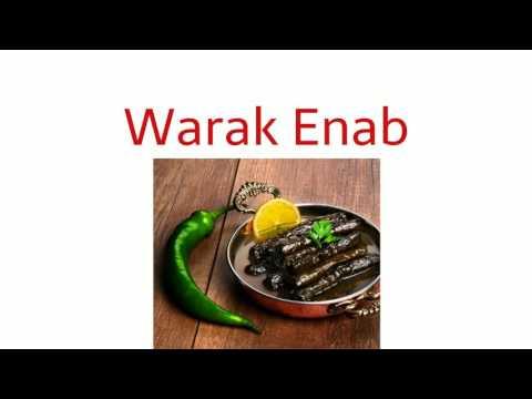 Warak Enab