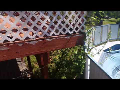 ABANDONED HOUSE - MOORE COUNTY NC