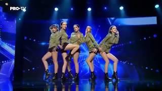 Romanii au talent 2018 - Pasitos Dream - dance show