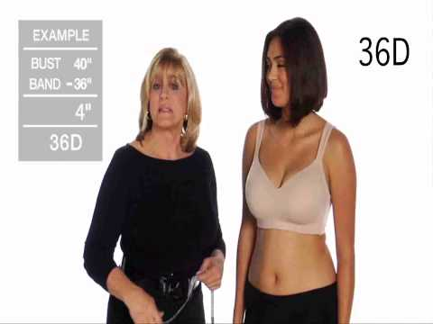 Find Your Right Bra Size For Good