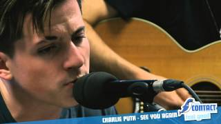 Charlie Puth - See you again (live)