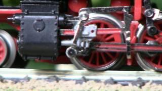 DB steam locomotive BR95