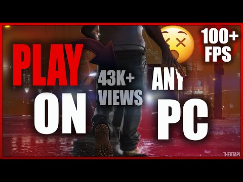 How to Increase fps in GTA 5 Low end pc