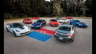 And the Winners Are . . . 2018 10Best Cars Revealed!