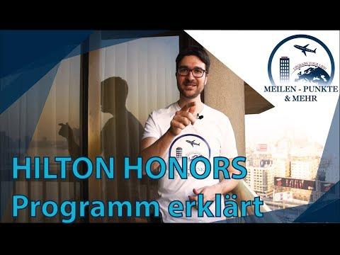 Hilton Honors Bonusprogramm erklärt!