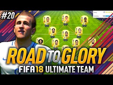 FIFA 18 ROAD TO GLORY #20 - RONALDO IN MY BACK POCKET!! 😆