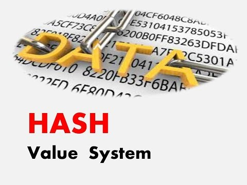Hashing Algorithms Methods ,techniques &  Security , File And Folder Security