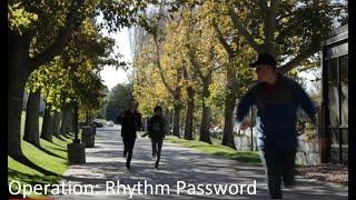 Operation: Rhythm Password (musc 1130 Video)