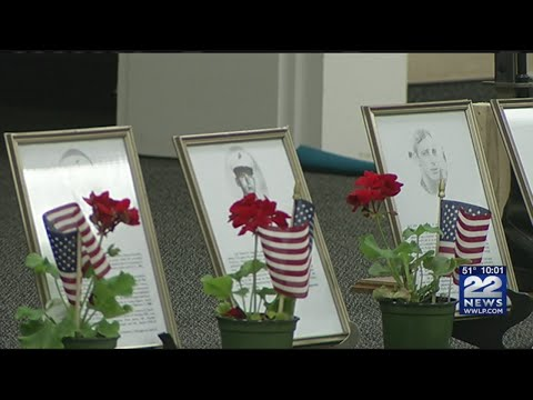 Candlelight vigil in Chicopee remembers our fallen soldiers