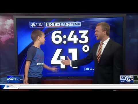 A.J. Cucksey talks Josh Dobbs, children's hospital with WATE 6 On Your Side