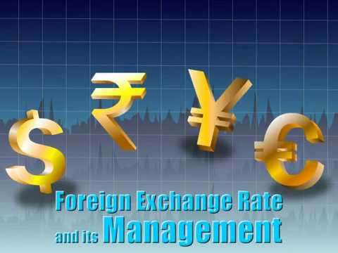 Foreign Exchange Rate and its Management | IkenEdu | CBSE
