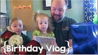 Daddy Turns 41 ║ Large Family Vlog