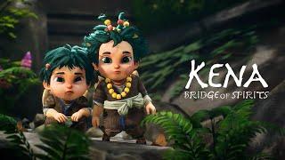 Kena: Bridge of Spirits Full Movie [1080p HD 60FPS]