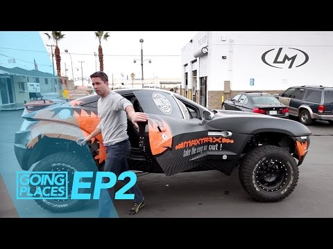 Rally Fighter in Las Vegas - Going Places Ep 2