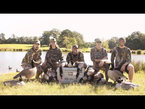 Early Season Goose Hunting | South Carolina