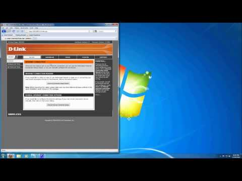 How to Port Forward for Remote Desktop on a D-Link Router