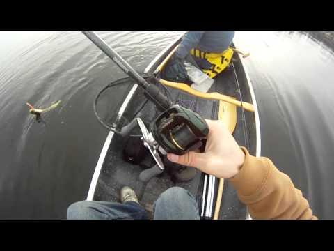BIG FALL PIKE FISHING!  | DOUBLE HEADER!!