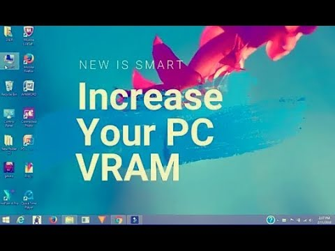 Increase the Virtual Memory/VRAM/Virtual Ram of you PC (any windows)| WatchForSure
